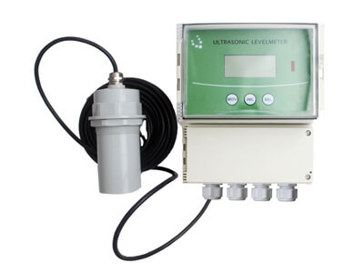 Remote Ultrasonic Level Meter