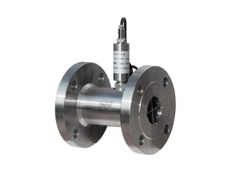 Flanged Turbine Flow Meter