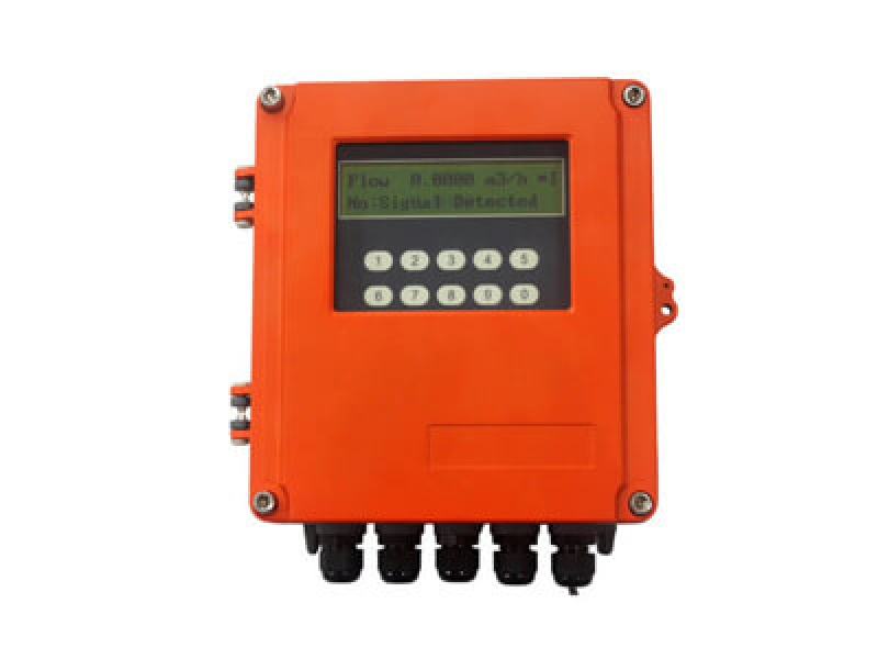 Wallmounted Ultrasonic Flow Meter